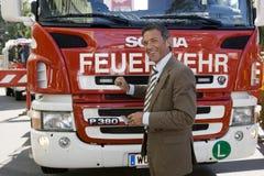 austriacki haider Joerg polityk zdjęcia stock