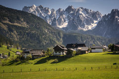 austriackich alp Obraz Royalty Free