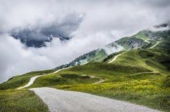 austriackich alp fotografia royalty free