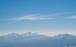 austriackich alp Obrazy Royalty Free