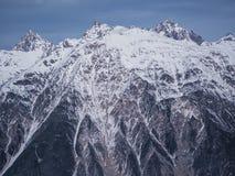 Austriackie Alps góry Zdjęcie Royalty Free