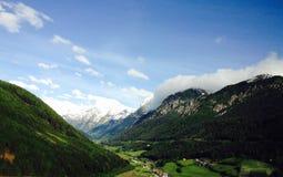 Austriak Montains zdjęcie stock