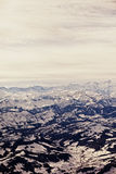 Austrial alps Stock Image