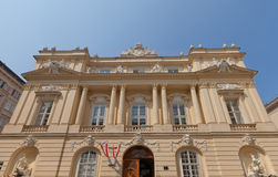 Austrian Academy of Sciences (1755) in Vienna, Austria Royalty Free Stock Image