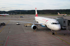 Austrian Airlines Stock Photos
