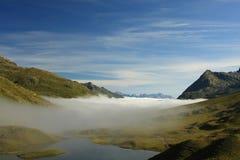 Austrian Alps. An early morning in the Austrian Alps Stock Photos
