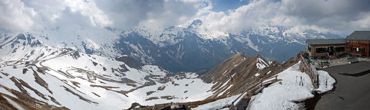Austrian alps Stock Images