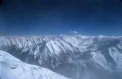 Austrian Alps 6 Royalty Free Stock Photos