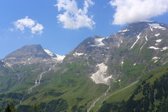 Austrian alps Stock Images