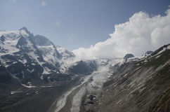 Austrian Alps, Grossglockner Royalty Free Stock Photography