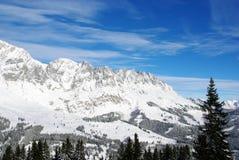 Austrian Alps Landscape Stock Images