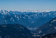 Austrian Alps Royalty Free Stock Image