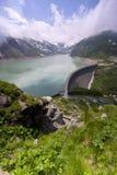 Austrian alps lanscape Royalty Free Stock Image