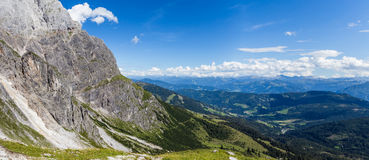 Austrian Alps, near Salzburg Royalty Free Stock Photography