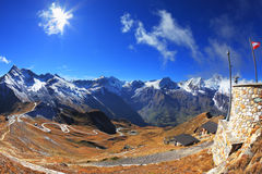 Austrian Alps Royalty Free Stock Images
