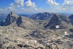 Austrian Alps - Totes Gebirge Stock Photos