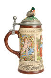 Austrian Beer Stein Royalty Free Stock Photography
