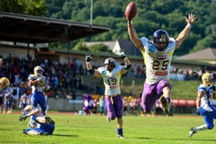 Austrian Bowl XXV - Graz Giants vs. Vienna Vikings Stock Images