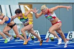 Austrian Championship 2009 Stock Images