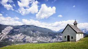 Austrian chapel Stock Photography