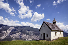 Austrian chapel Stock Photo
