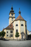 Austrian church Stock Photography