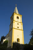 Austrian church Stock Image