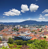 The Austrian city Graz Royalty Free Stock Image
