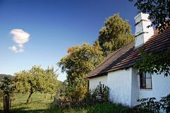 Austrian Cottage Stock Image