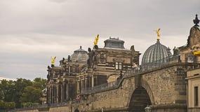 Academy of Fine Arts, Dresden, Germany Stock Photo