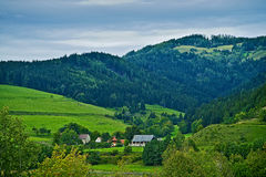 Austrian countryside, Austria Royalty Free Stock Image