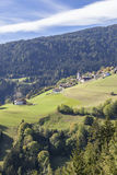 Austrian countryside landscape Royalty Free Stock Photos