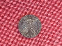 5 Austrian groschen Royalty Free Stock Image