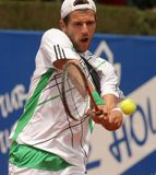 Austrian Jurgen Melzer Royalty Free Stock Photos
