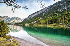 At the Austrian lakes Stock Photography