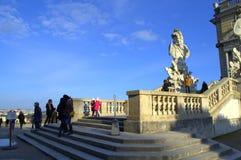 Austrian landmarks Stock Images