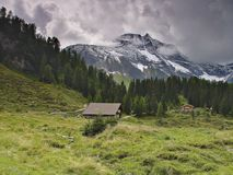 An Austrian landscape Stock Images