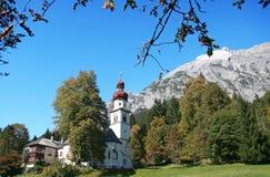 Austrian Landscape Stock Image