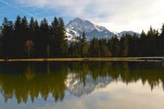 Austrian landscape Stock Photos