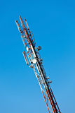 Austrian mobile phone transmitter Stock Images