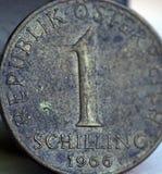 Austrian money. Picture of a Austrian money stock images