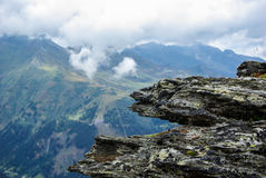 Austrian mountain Royalty Free Stock Photography