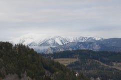 Austrian Mountains Royalty Free Stock Photos