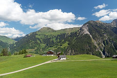 Austrian Mountains Stock Photos