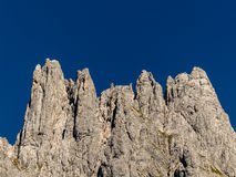 Austrian mountains Royalty Free Stock Photography