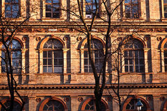 Austrian Museum of Applied Arts in Vienna Royalty Free Stock Photography