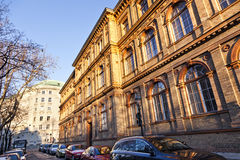 Austrian Museum of Applied Arts in Vienna Royalty Free Stock Image