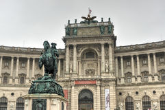 Austrian National Library - Vienna, Austria Royalty Free Stock Images