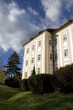 Austrian palace Royalty Free Stock Photography