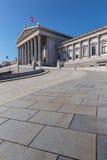 Austrian Parliament Building, Vienna, Austria Royalty Free Stock Photo